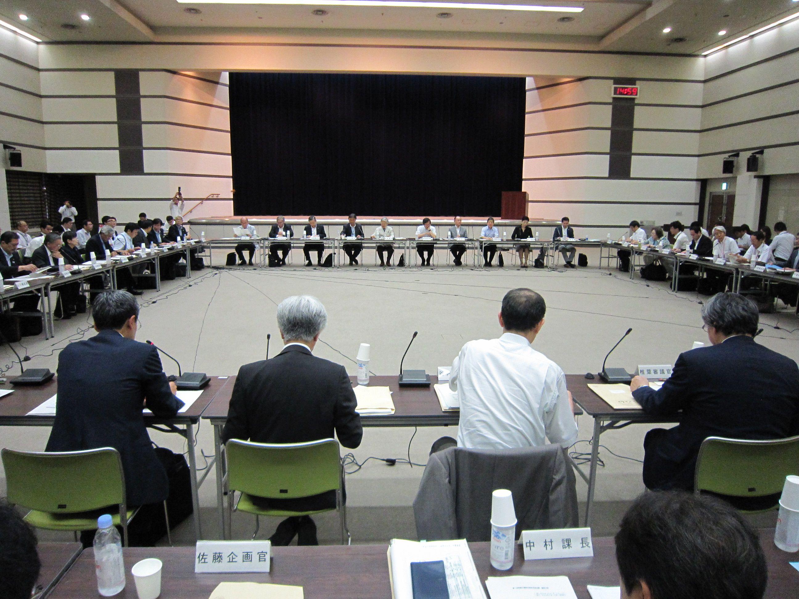 7月4日に開催された、「第7回 医療介護総合確保促進会議」