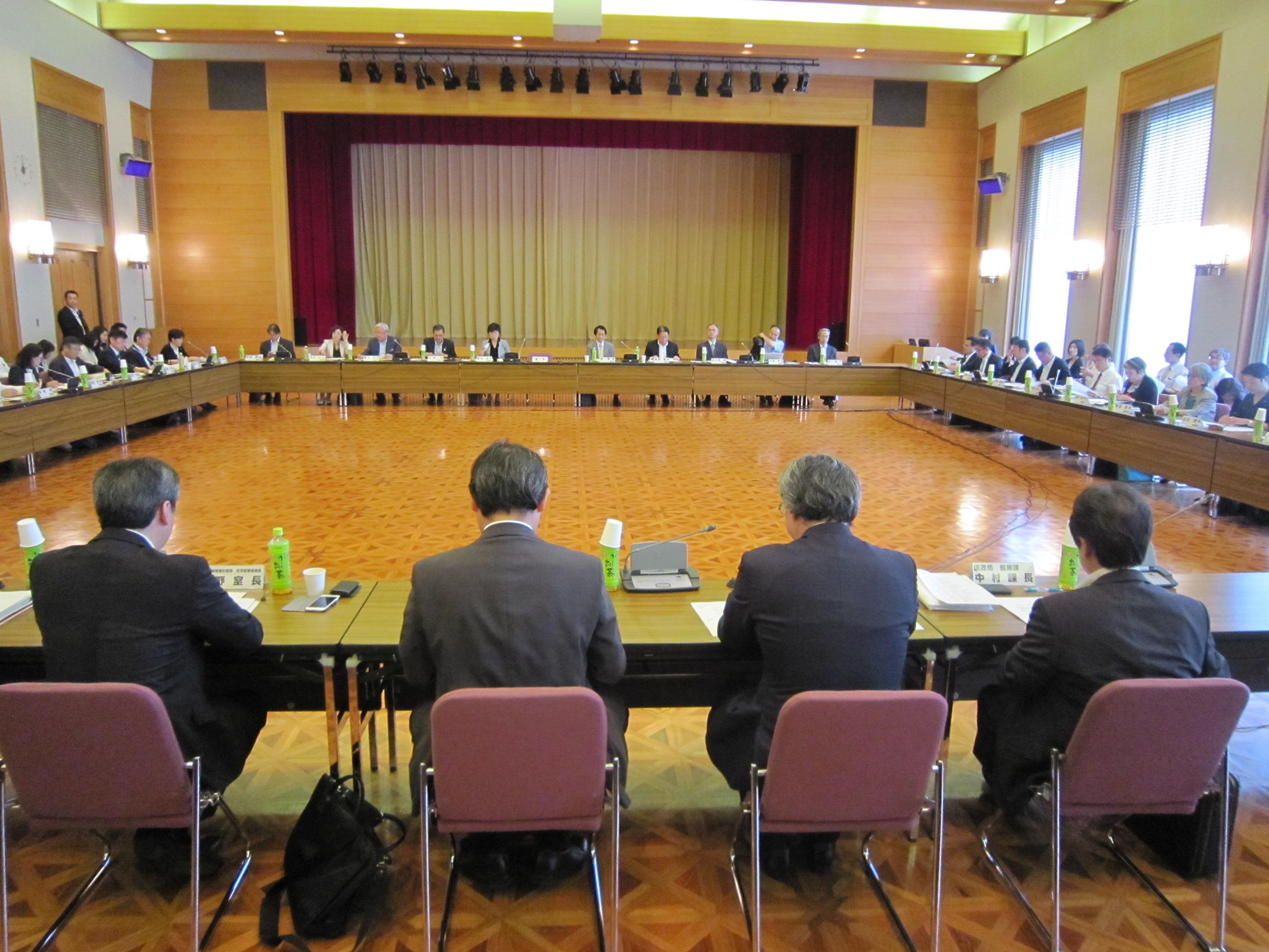 7月6日に開催された、「第1回 全国在宅医療会議」