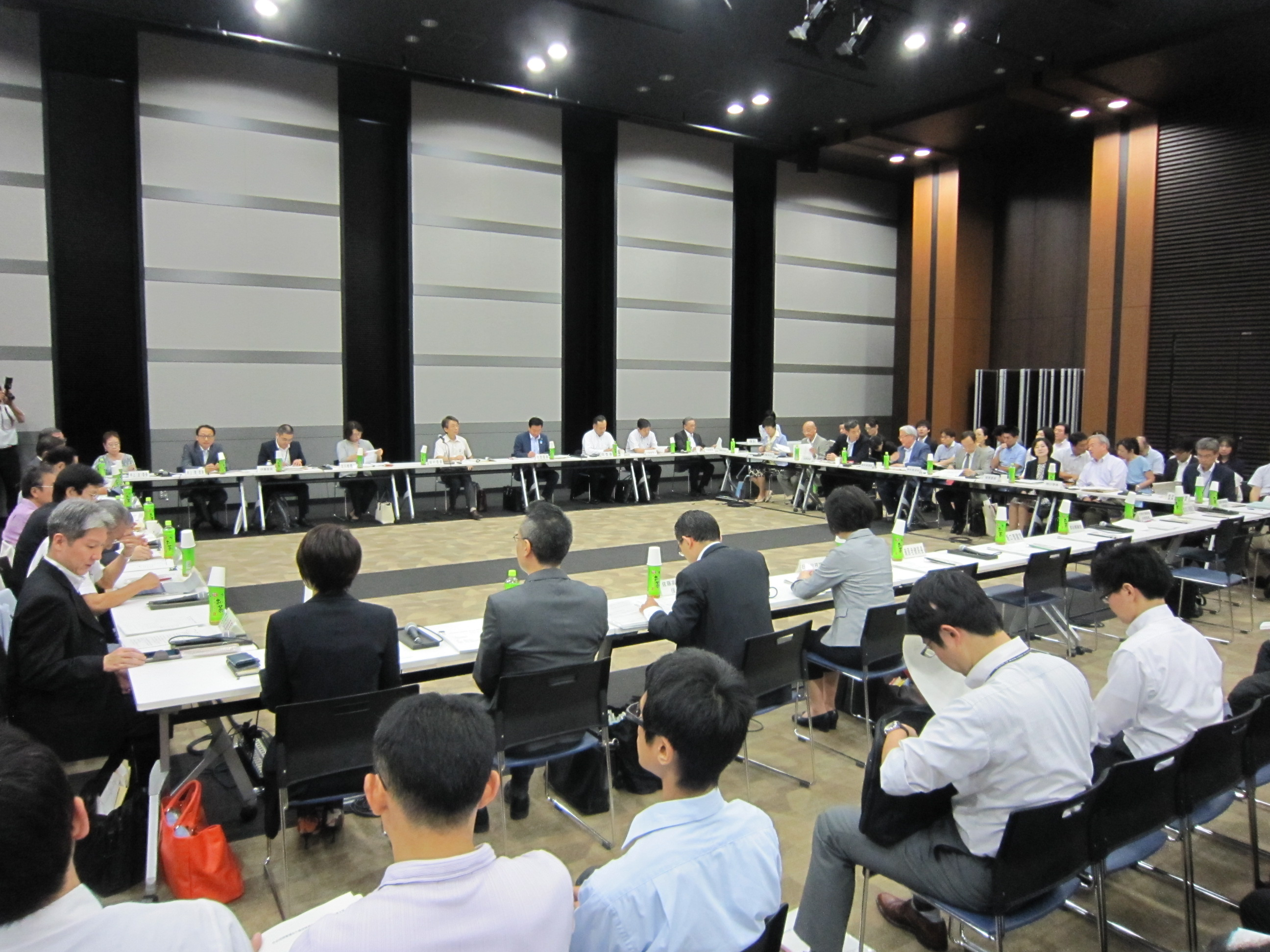 7月20日に開催された、「第60回 社会保障審議会 介護保険部会」