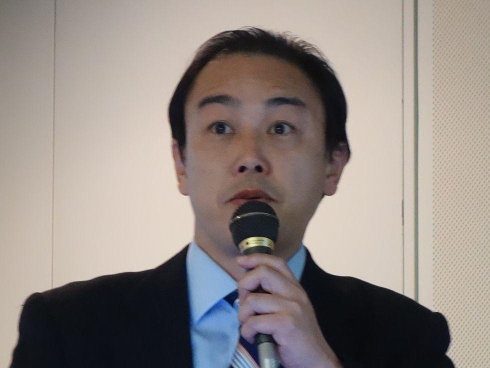 四国がんセンター消化器外科の羽藤慎二医長