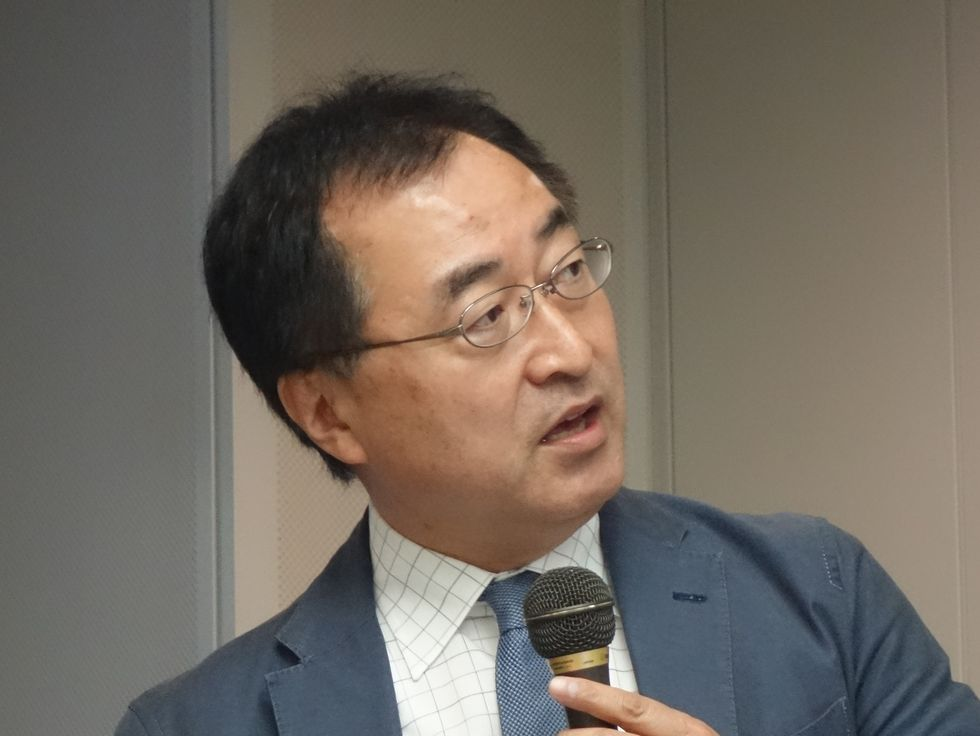 四国がんセンター乳腺・内分泌外科臨床研究推進部の青儀健二郎部長