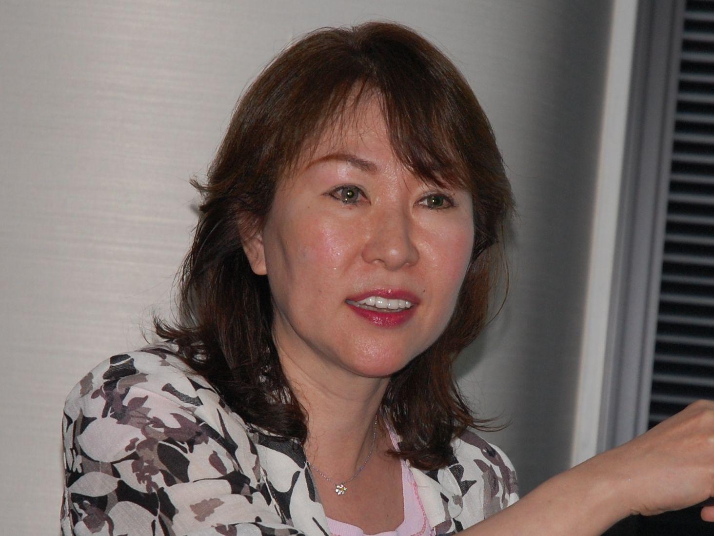 グローバルヘルスコンサルティング・ジャパン(GHC)代表取締役社長の渡辺幸子。病院の戦略を立てる上では「地域から何を求められるのか」を最重視しなければいけないと強調する。