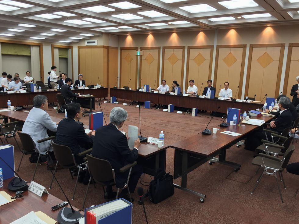 8月24日に開催された、「第117回 中央社会保険医療協議会 薬価専門部会」