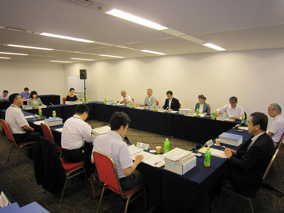 8月29日に開催された、「第16回 厚生科学審議会 疾病対策部会 指定難病検討委員会」