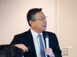 相澤病院の理事長・院長兼最高経営責任者である相澤孝夫氏