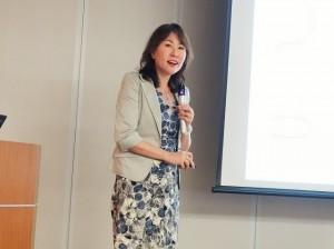 GHC代表取締役社長の渡辺幸子