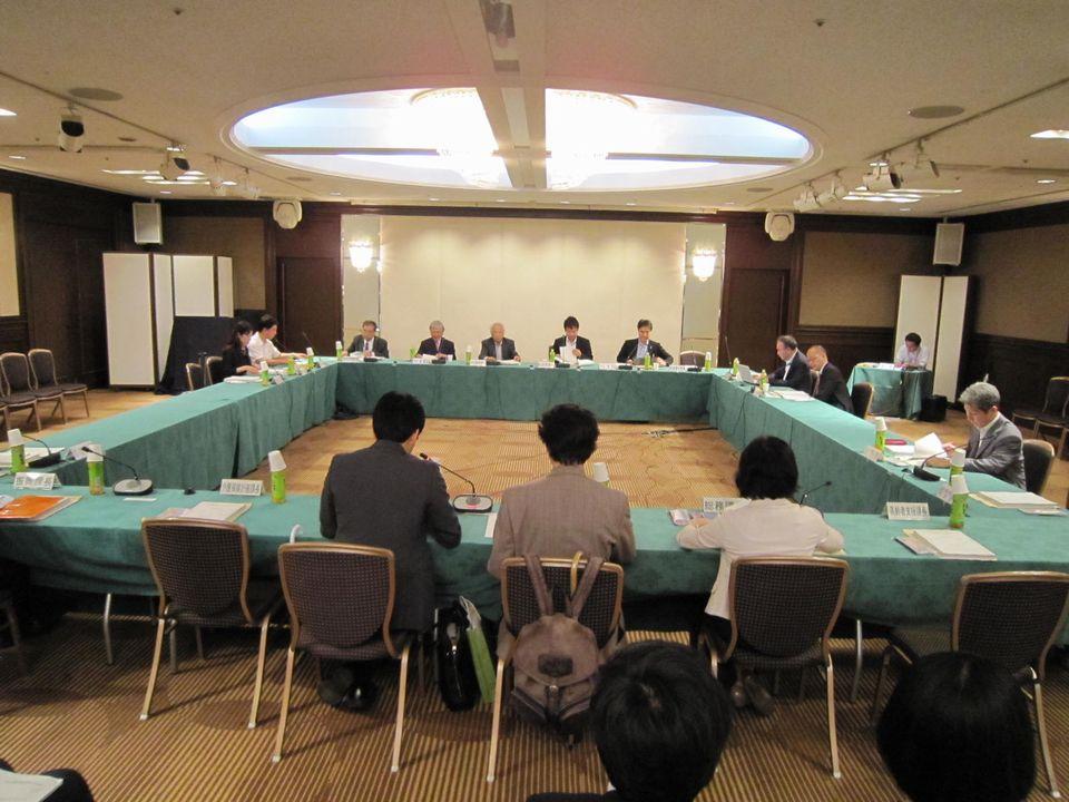 9月23日に開催された、「第12回 社会保障審議会 介護給付費分科会 介護報酬改定検証・研究委員会」