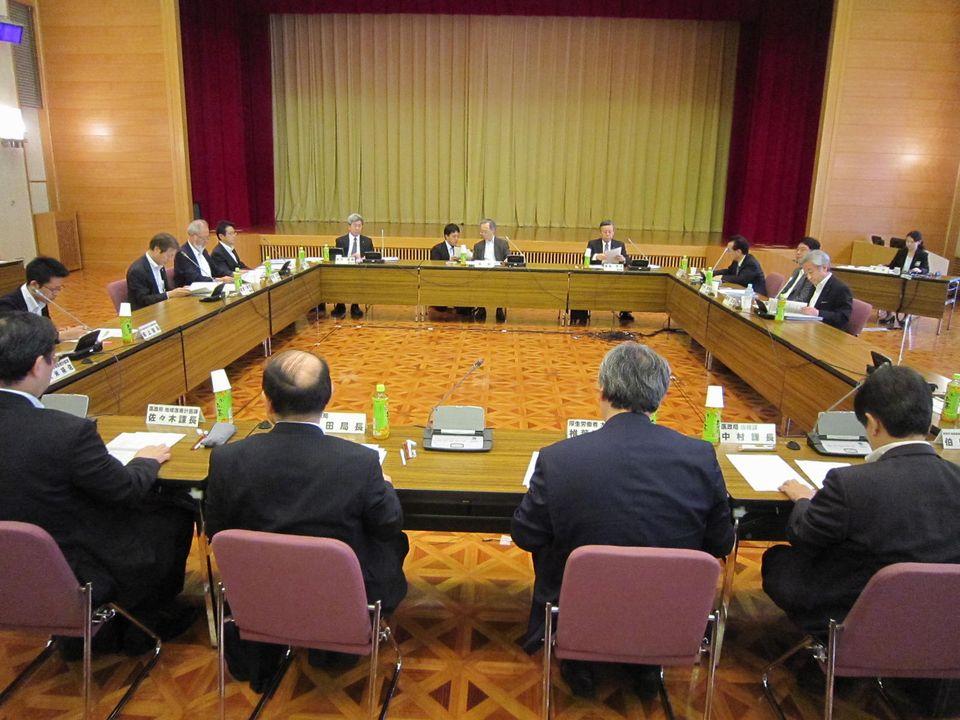 9月23日に開催された、「第3回 地域医療構想に関するワーキンググループ」