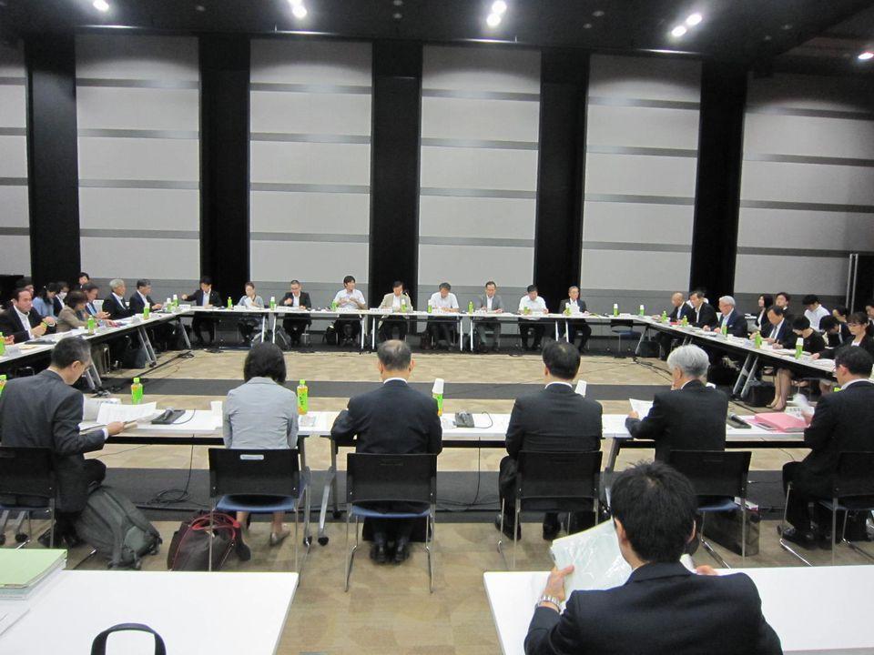 9月30日に開催された、「第65回 社会保障審議会 介護保険部会」