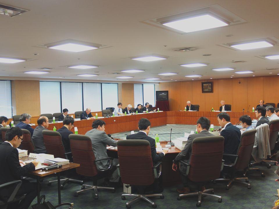 10月6日に開催された、「第8回 医療従事者の需給に関する検討会 医師需給分科会」