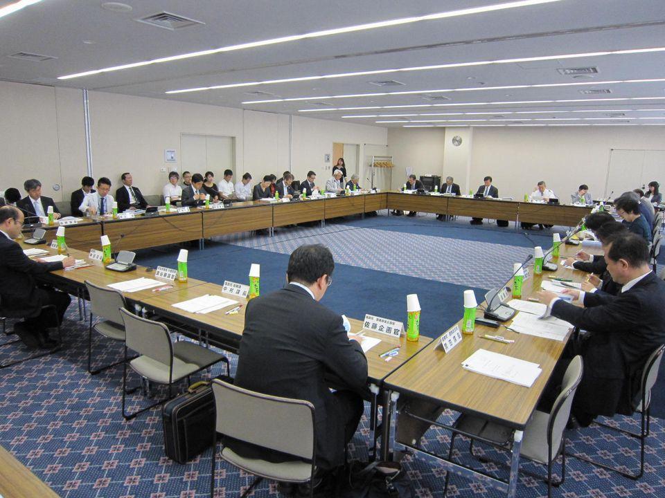 10月7日に開催された、「第5回 医療計画の見直し等に関する検討会」