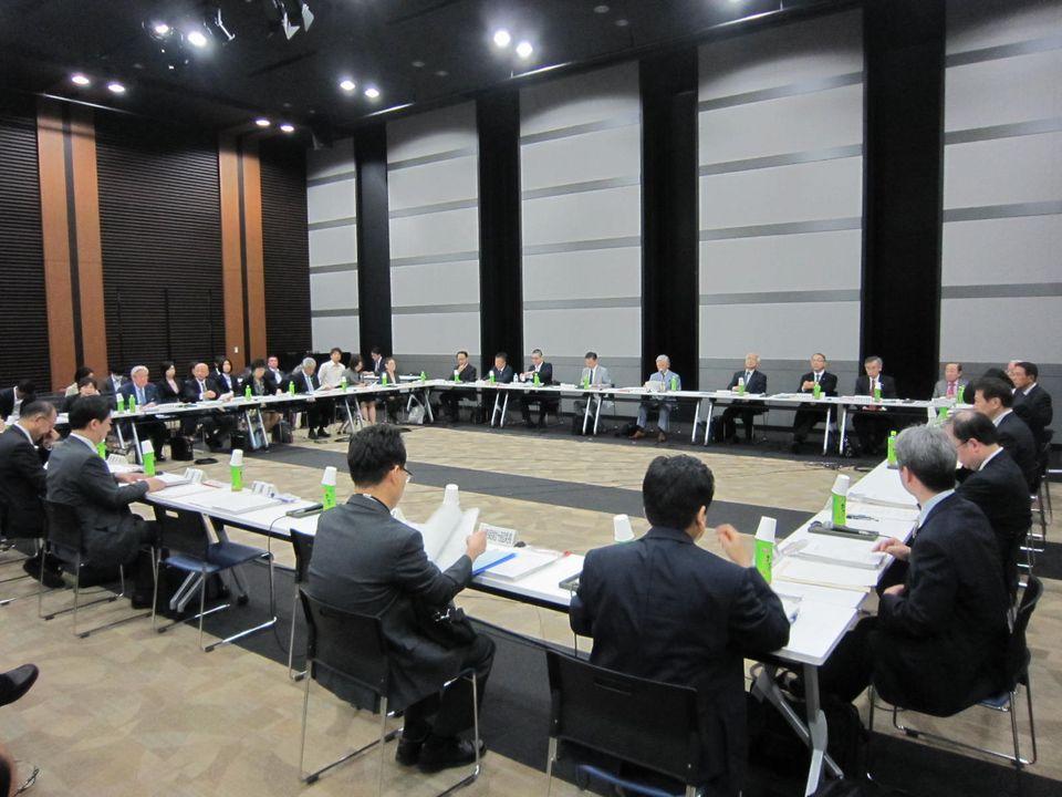 10月12日に開催された、「第131回 社会保障審議会 介護給付費分科会」