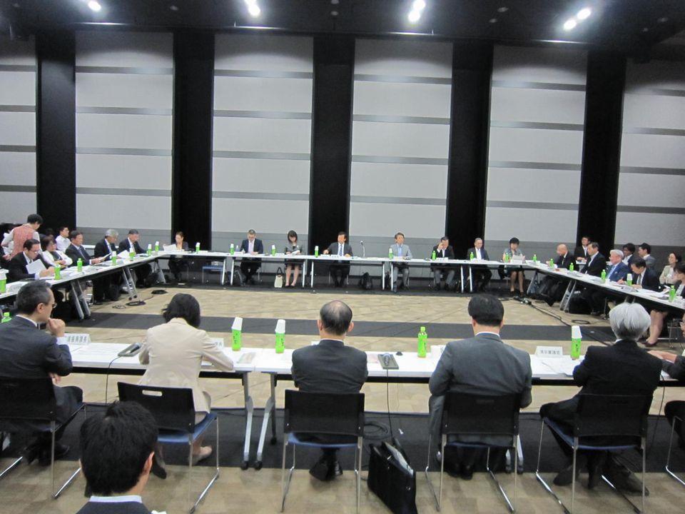 10月12日に開催された、「第66回 社会保障審議会 介護保険部会」