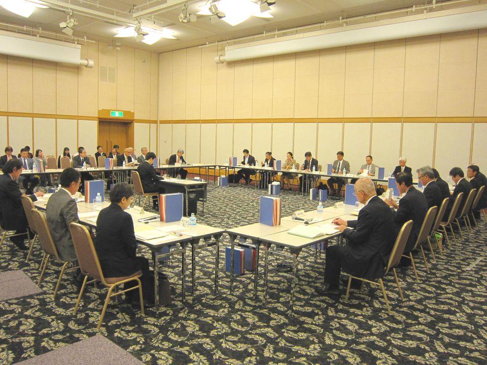 10月19日に開催された、「第337回 中央社会保険医療協議会 総会」