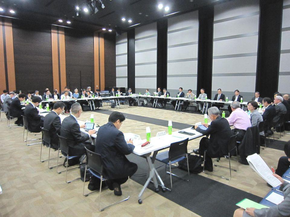 10月19日に開催された、「第67回 社会保障審議会 介護保険部会」