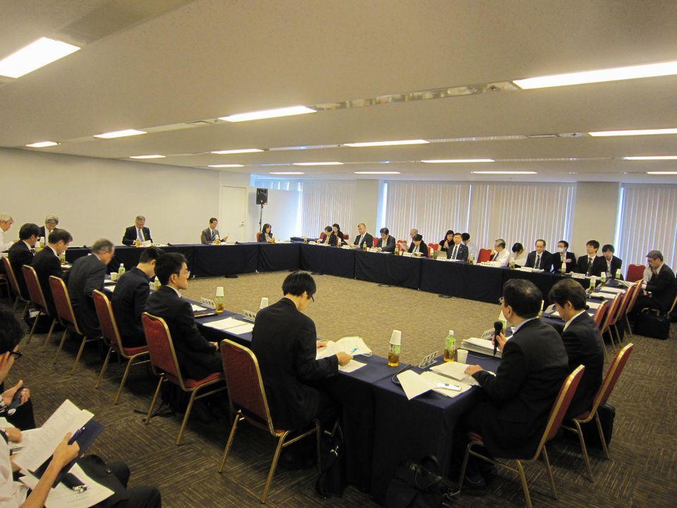 10月20日に開催された、「第48回 社会保障審議会 医療部会」