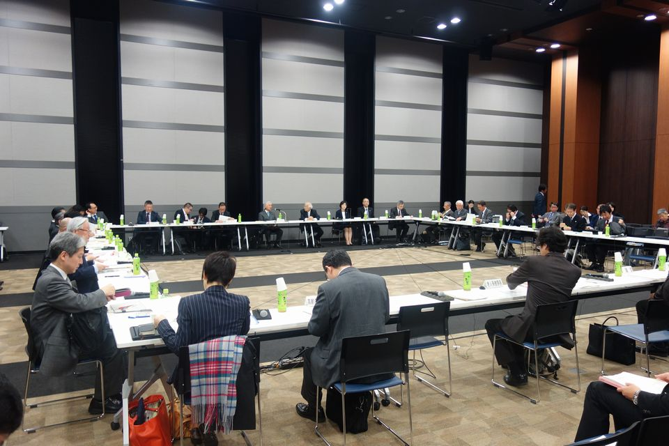11月16日に開催された、「第132回 社会保障審議会 介護給付費分科会」