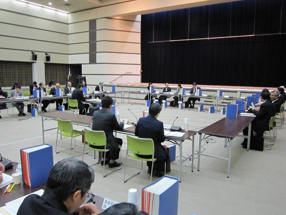 11月16日に開催された、「第339回 中央社会保険医療協議会 総会」