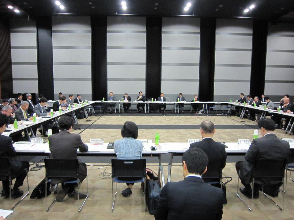 11月16日に開催された、「第68回 社会保障審議会 介護保険部会」