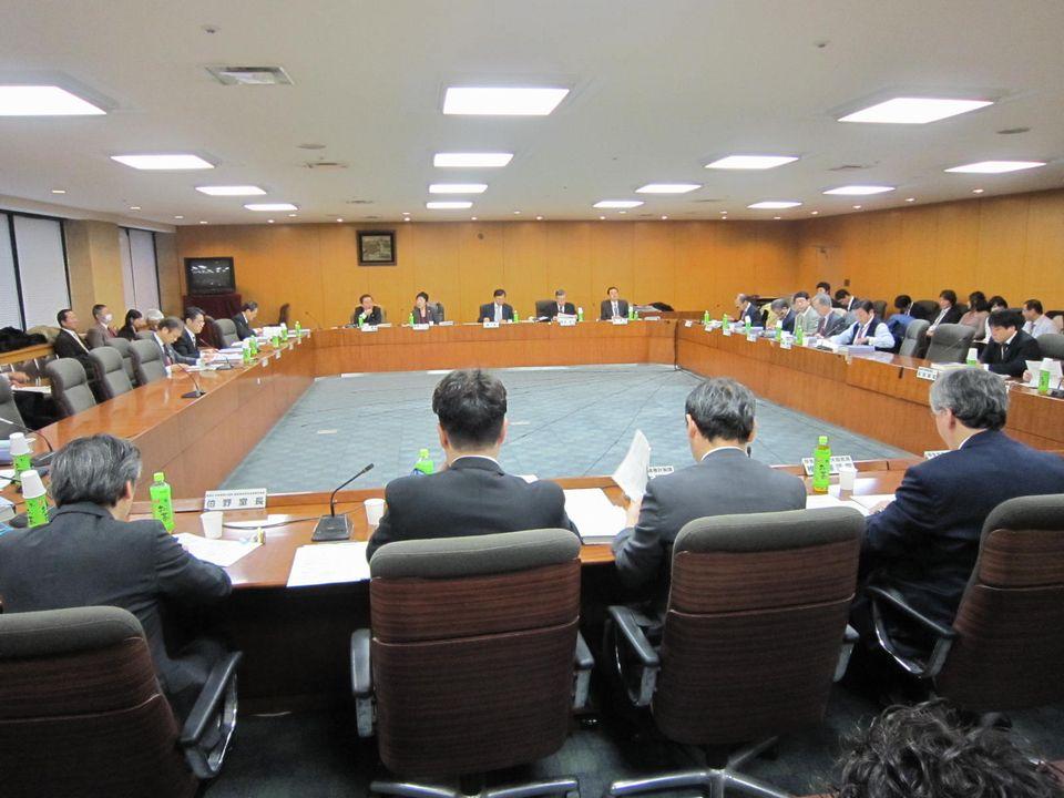 11月24日に開催された、「第7回 医療計画の見直し等に関する検討会」
