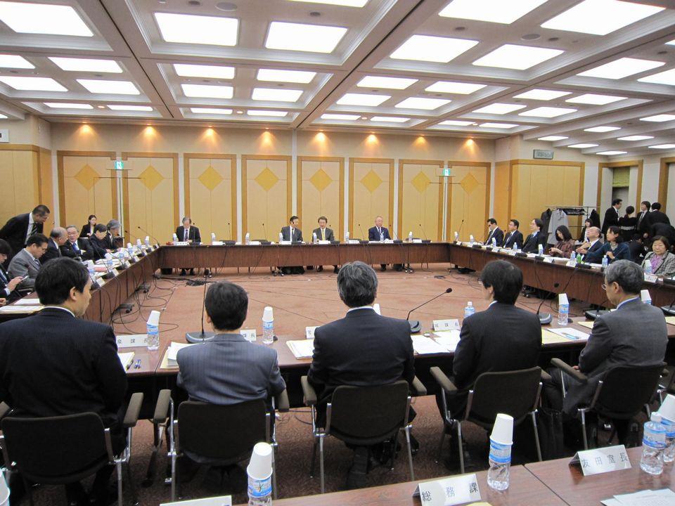 11月30日に開催された、「第101回 社会保障審議会 医療保険部会」