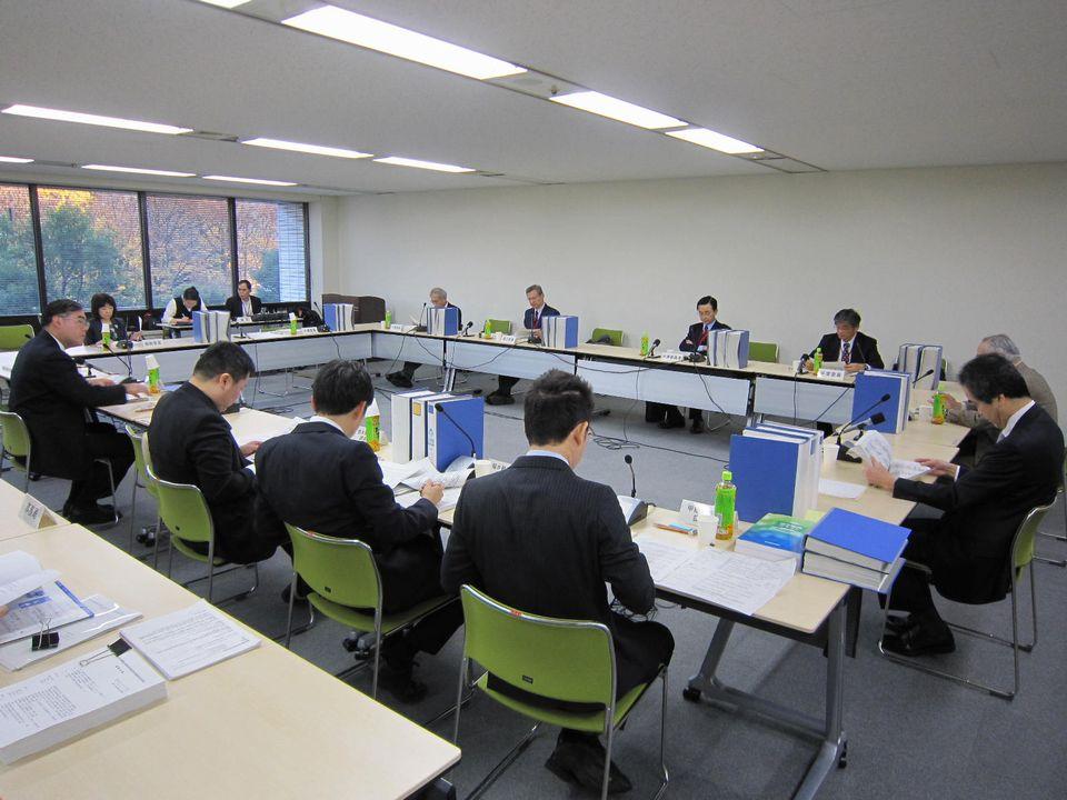 12月12日に開催された、「第18回 厚生科学審議会 疾病対策部会 指定難病検討委員会」