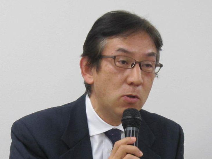 日本耳鼻咽喉科学会の春名眞一手術委員