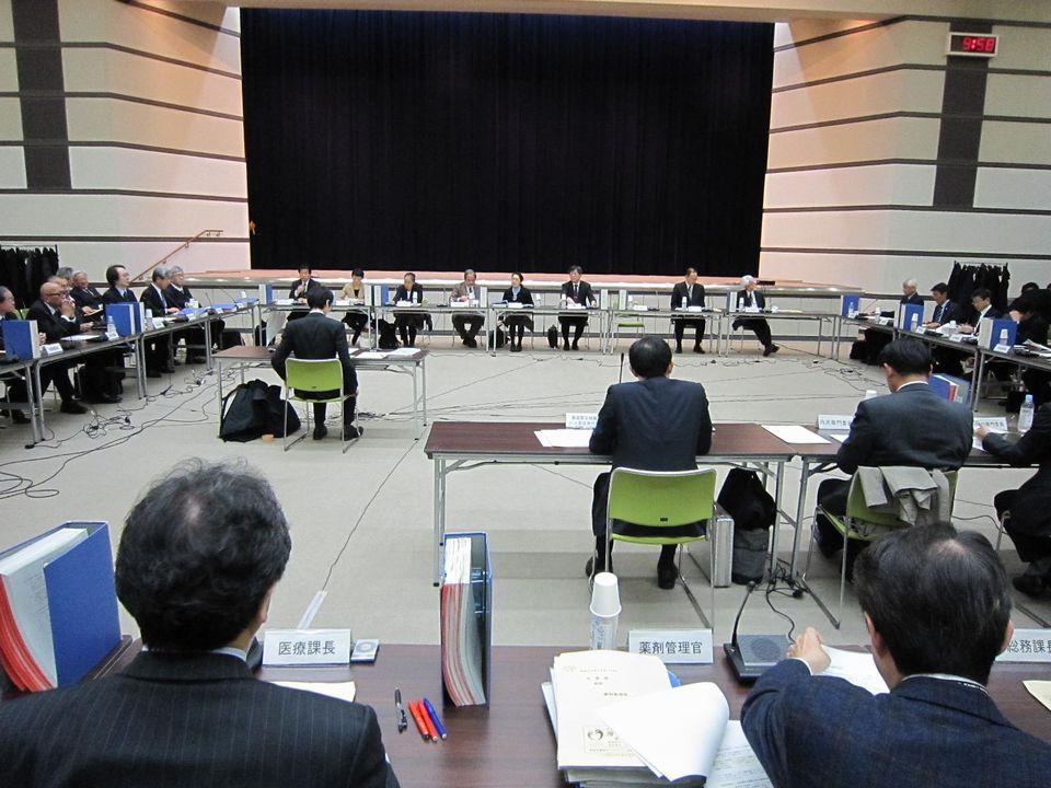 12月14日に開催された、「第341回 中央社会保険医療協議会 総会」