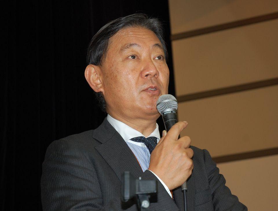 1月19日に開催された全国厚生労働関係部局長会議で厚生労働省保険局の施策について説明した、鈴木康裕局長
