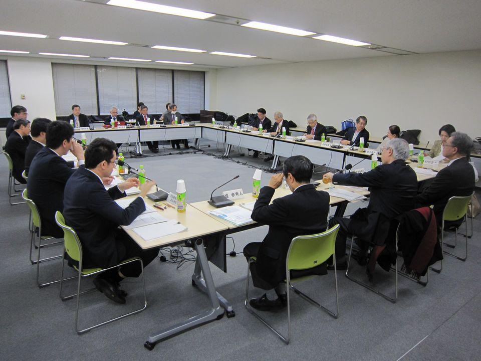 1月27日に開催された、「第46回 厚生科学審議会 疾病対策部会 難病対策委員会」