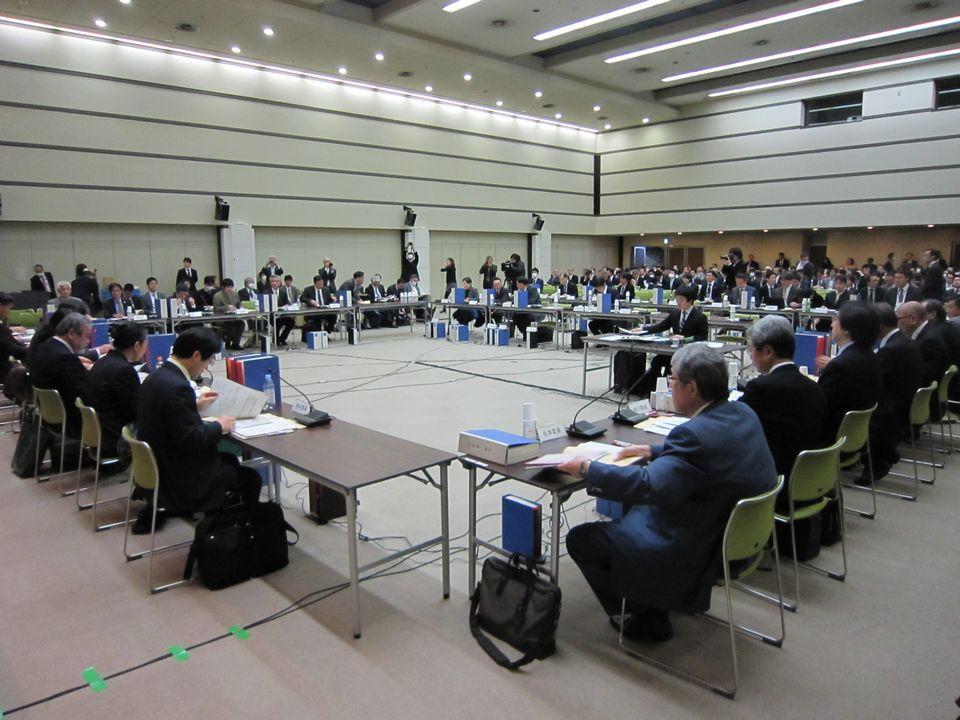 2月8日に開催された、「第345回 中央社会保険医療協議会 総会」