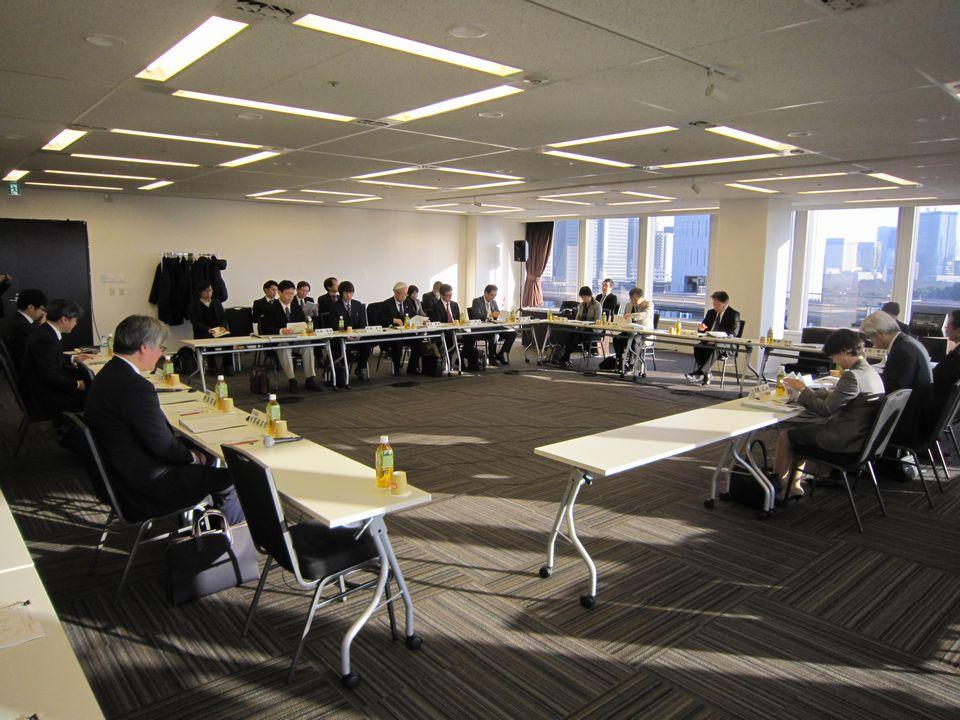 2月16日に開催された、「第2回 全国在宅医療会議ワーキンググループ」