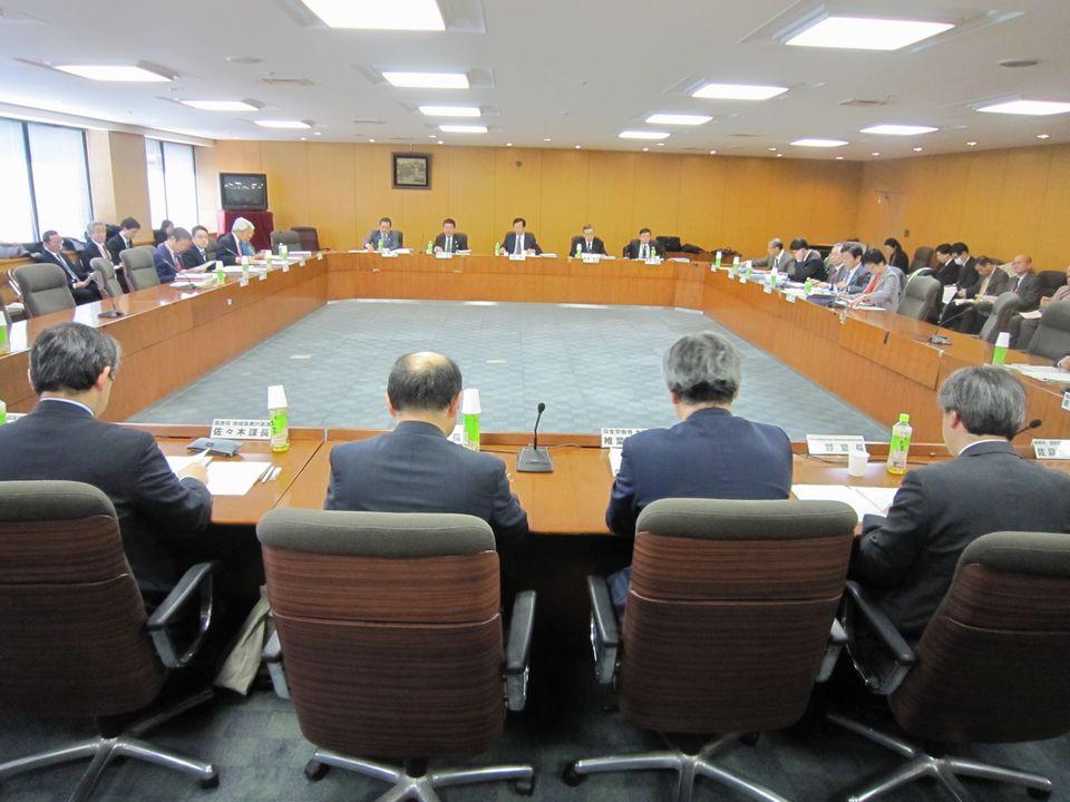 2月17日に開催された、「第9回 医療計画の見直し等に関する検討会」