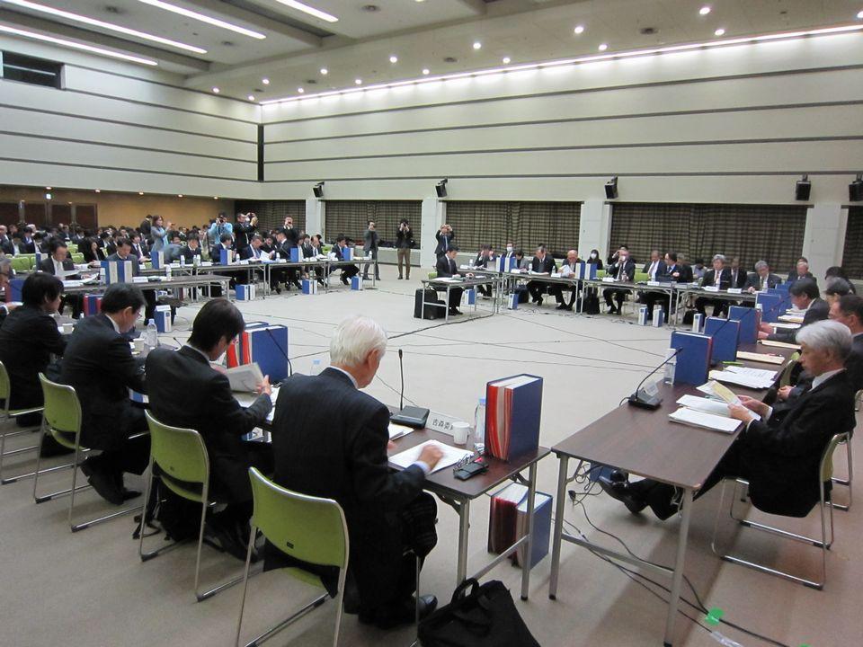 2月22日に開催された、「第346回 中央社会保険医療協議会 総会」