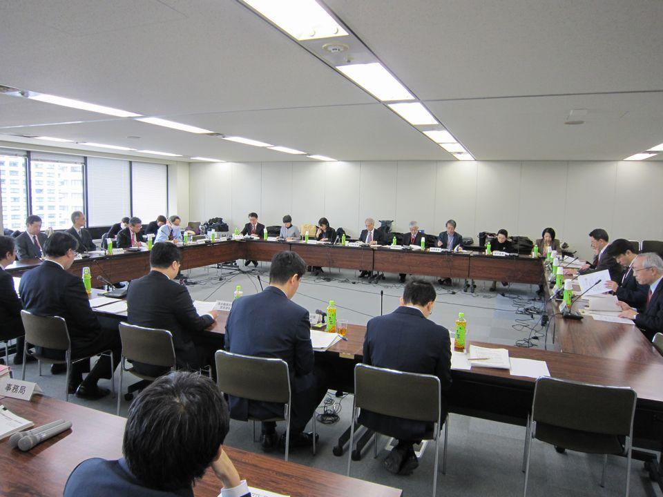 2月24日に開催された、「第47回 厚生科学審議会 疾病対策部会 難病対策委員会」