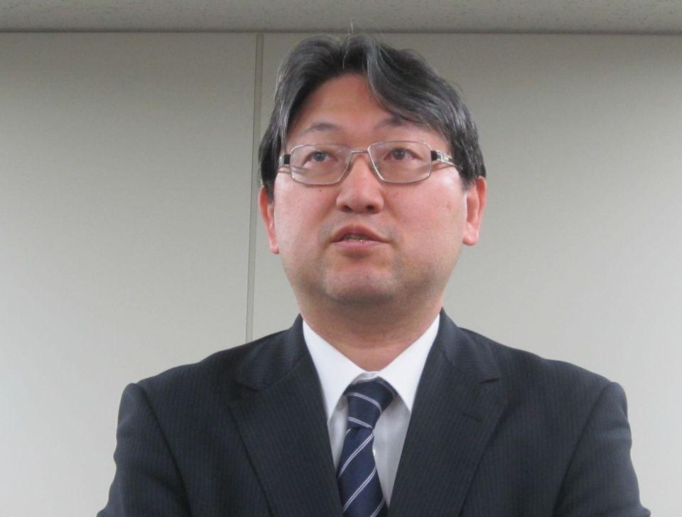 厚生労働省医政局地域医療計画課の佐々木健課長