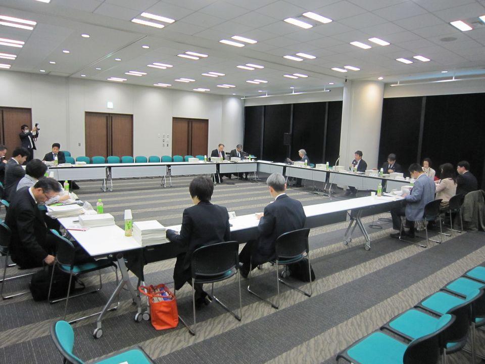 3月13日に開催された、「第13回 社会保障審議会 介護給付費分科会 介護報酬改定検証・研究委員会」