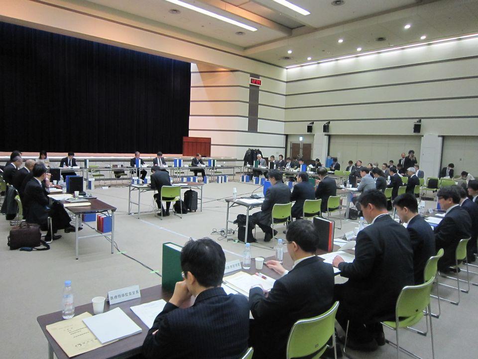 3月15日に開催された、「第38回 中央社会保険医療協議会 費用対効果評価専門部会」