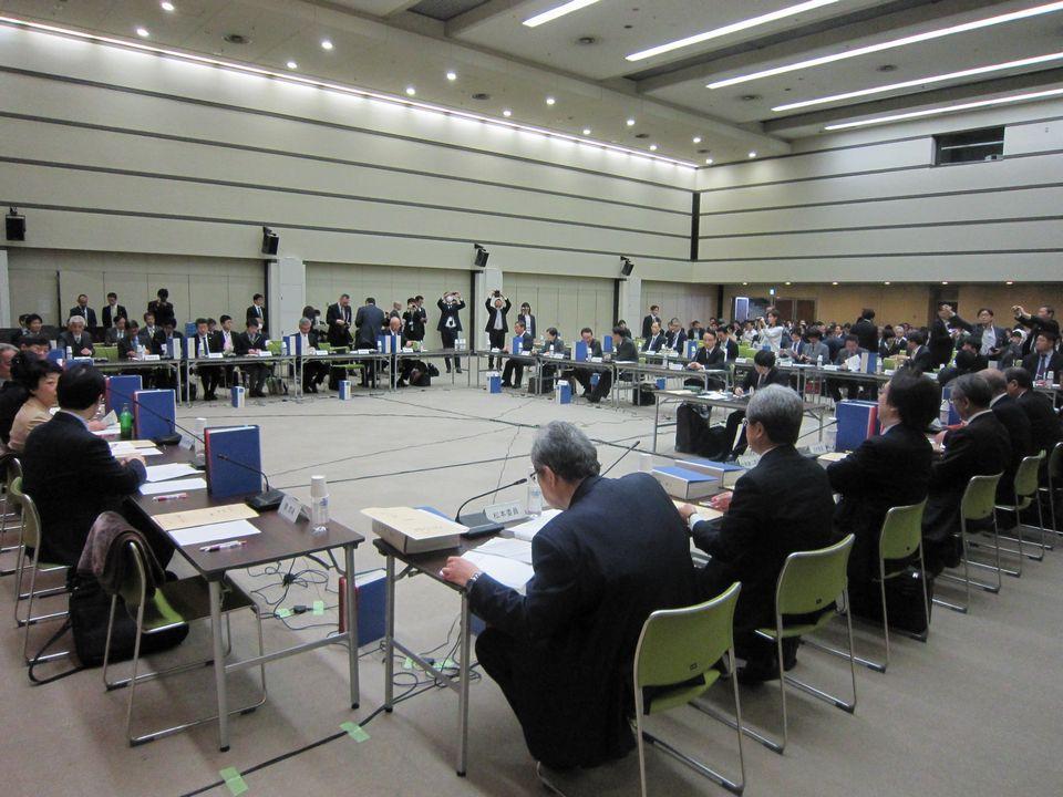 3月29日に開催された、「第348回 中央社会保険医療協議会 総会」
