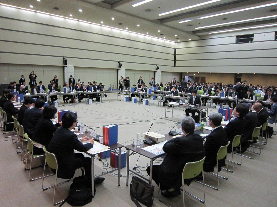 4月26日に開催された、「第350回 中央社会保険医療協議会 総会」