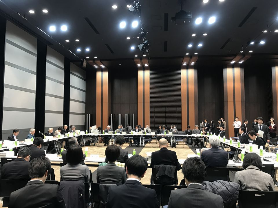 3月31日に開催された、「第136回 社会保障審議会 介護給付費分科会」