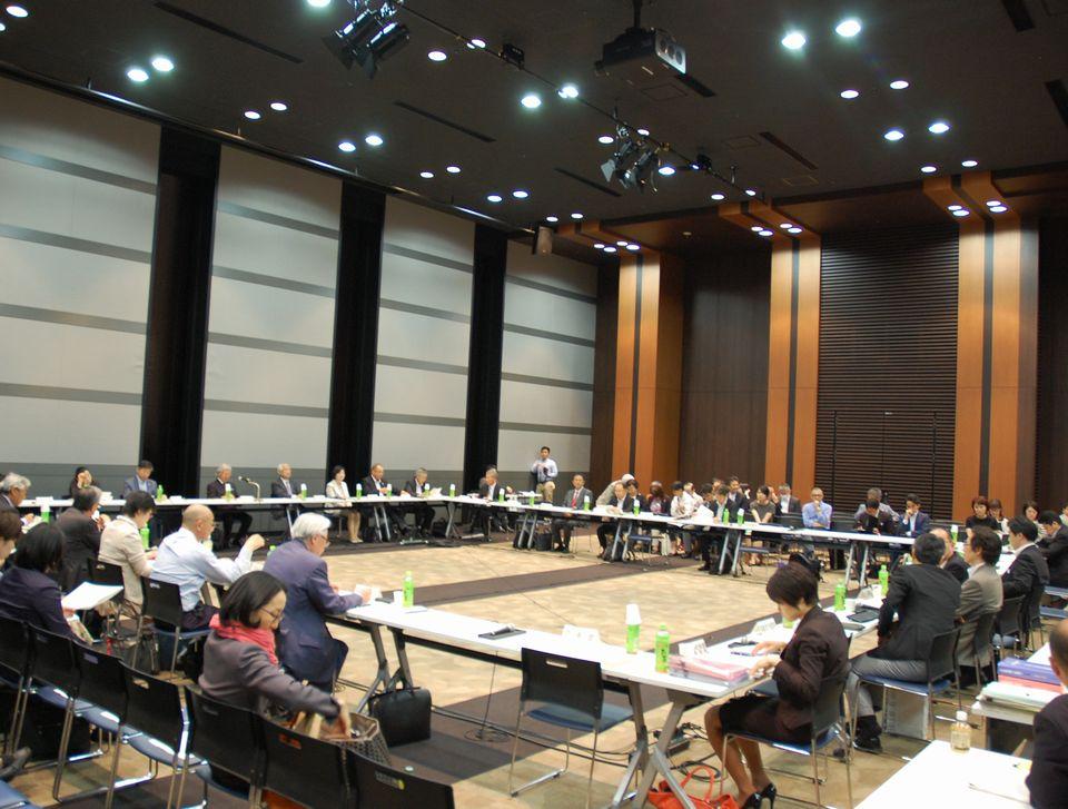 5月24日に開催された、「第139回 社会保障審議会 介護給付費分科会」