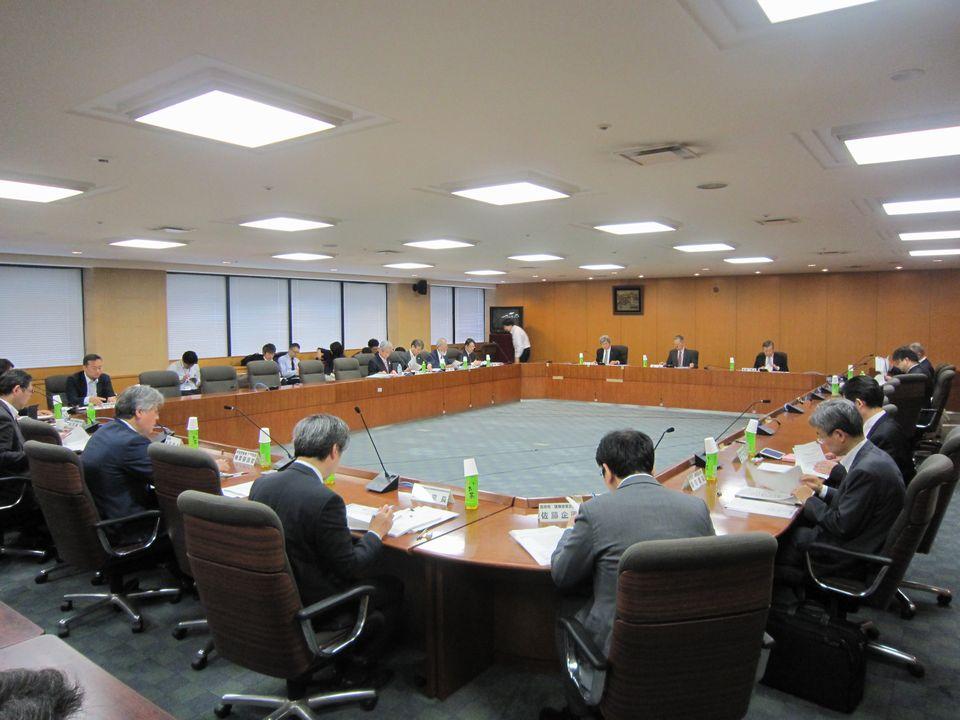 5月10日に開催された、「第4回 地域医療構想に関するワーキンググループ」