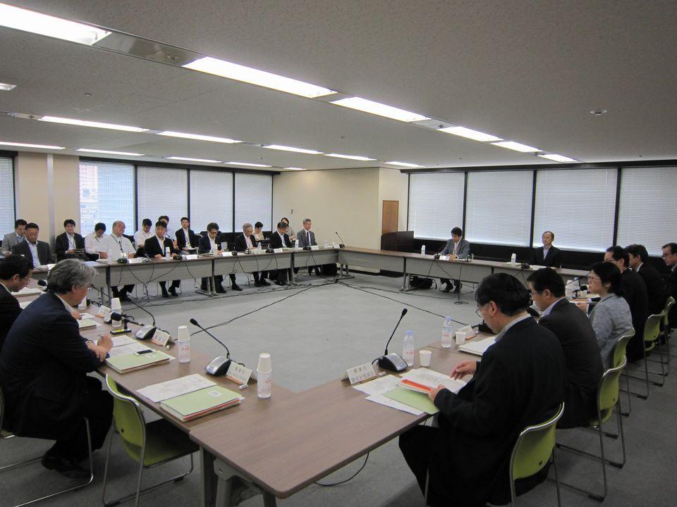 5月29日に開催された、「第4回 がんゲノム医療推進コンソーシアム懇談会」