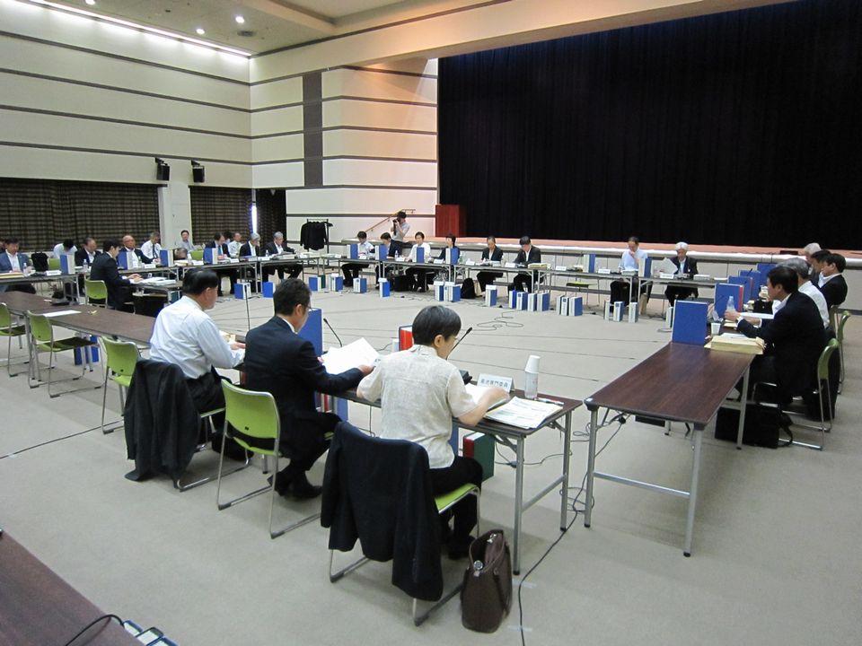 5月31日に開催された、「第352回 中央社会保険医療協議会 総会」