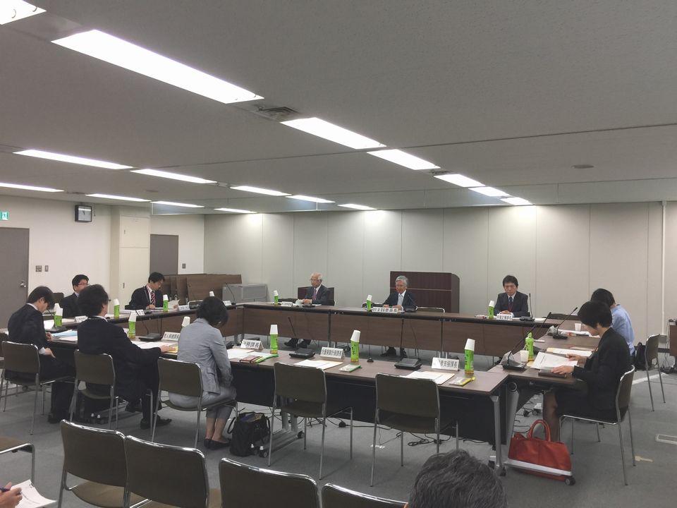 6月2日に開催された、「第23回 社会保障審議会 介護給付費分科会 介護事業経営調査委員会」