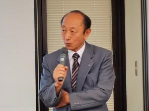 日本病院会の大道道大副会長