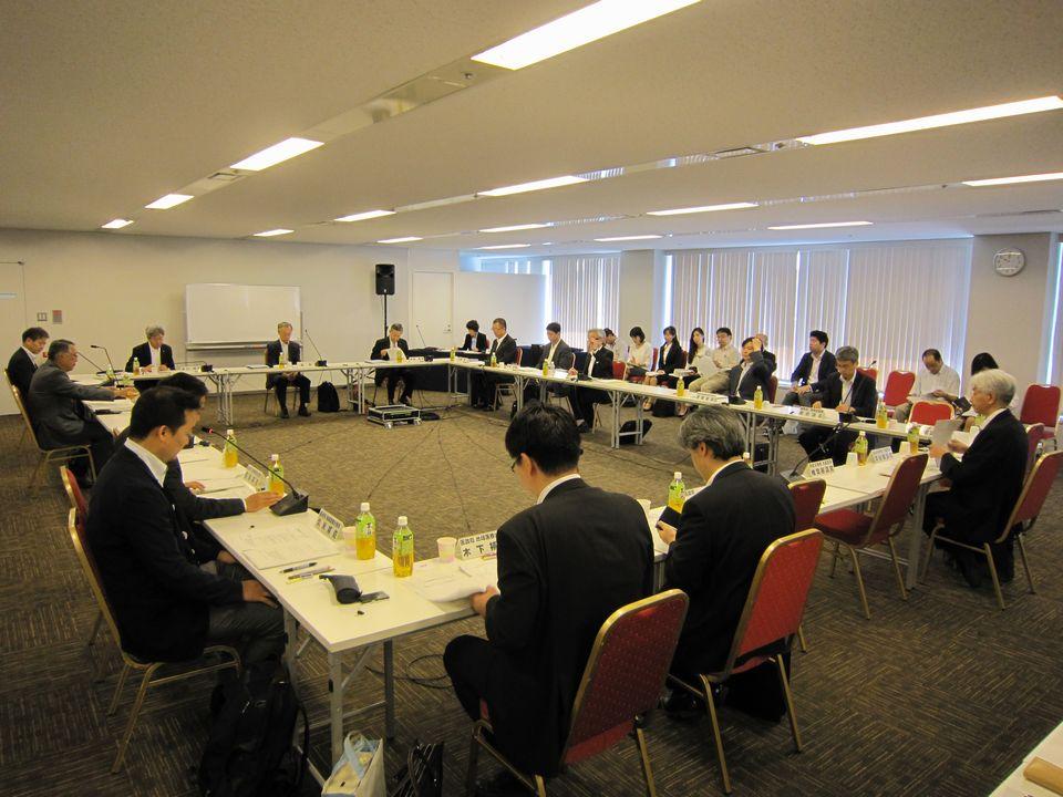 6月2日に開催された、「第5回 地域医療構想に関するワーキンググループ」