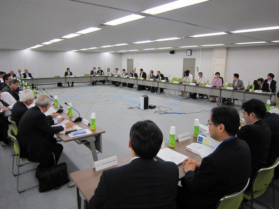 6月12日に開催された、「第3回 今後の医師養成の在り方と地域医療に関する検討会」