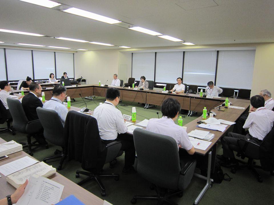 6月27日に開催された、「第19回 厚生科学審議会 疾病対策部会 指定難病検討委員会」